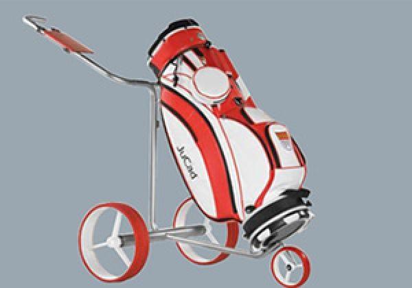 JuCad Drive Edelstahl Elektro Trolley