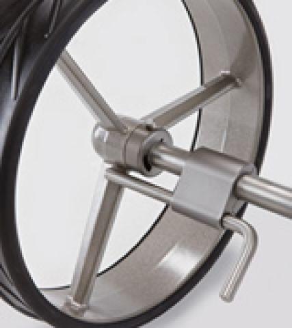 JuCad Carbon Handwagen 3-rädrig