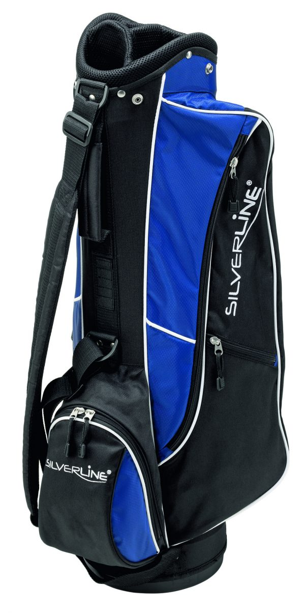 Silverline Junior Bag Blau