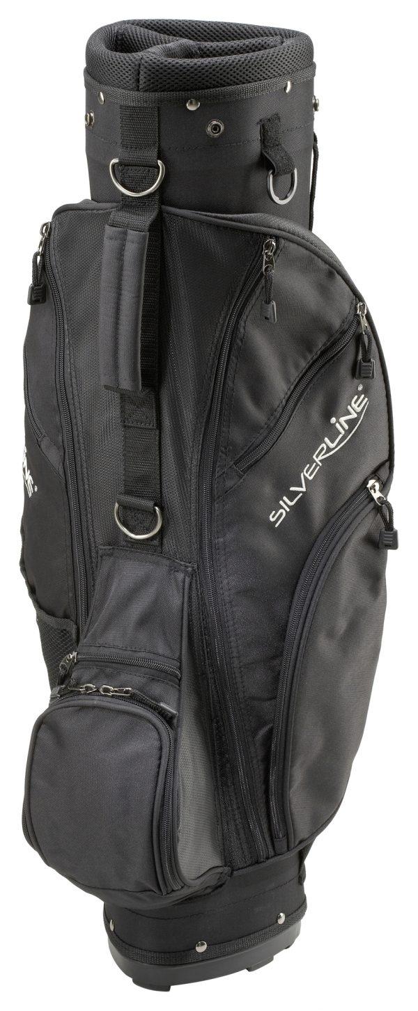 Silverline Junior Bag Schwarz