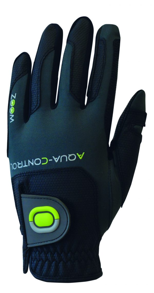 Zoom Aqua Controll black charcoal lime