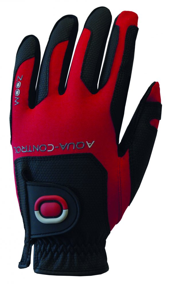 Zoom Aqua Controll black charcoal red