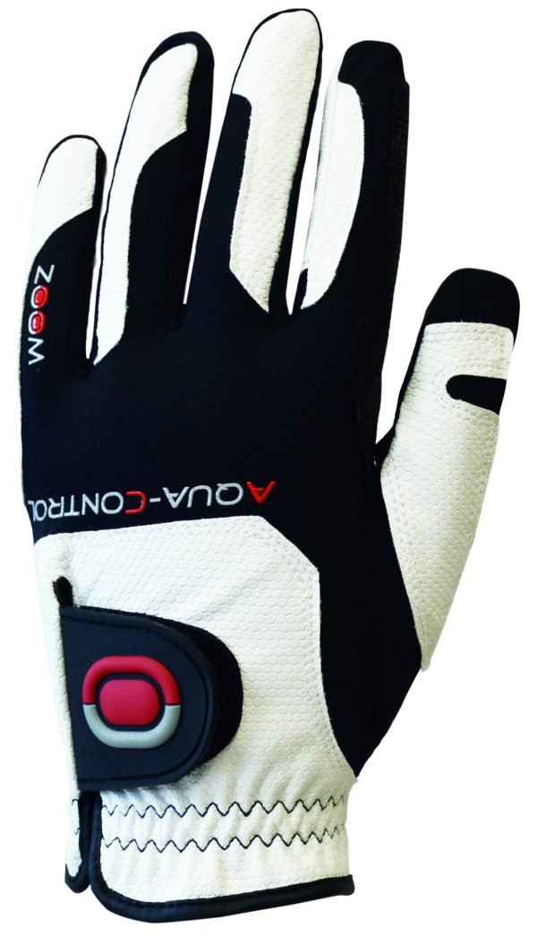 Zoom Aqua Controll black white red